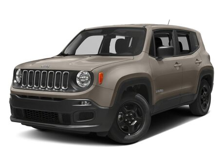 New Jeep Renegade in Calgary