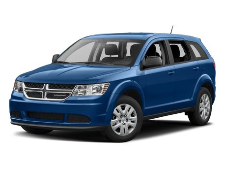 New Dodge Journey in