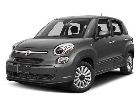 New FIAT 500L in