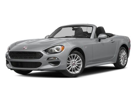 New FIAT 124 Spider in Rochester