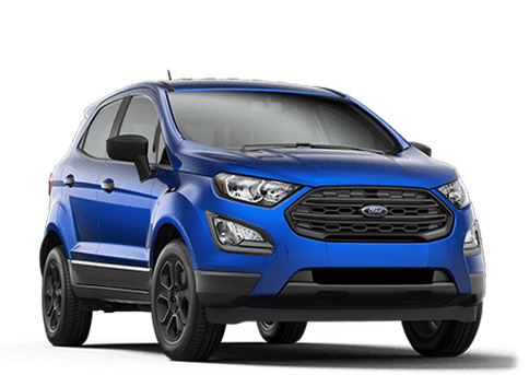 New Ford EcoSport in Paris