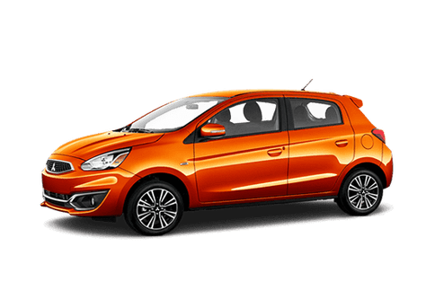 New Mitsubishi Mirage in