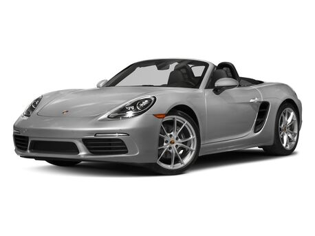 New Porsche 718 Boxster in Chicago