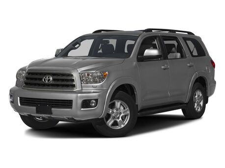 New Toyota Sequoia in Irvine