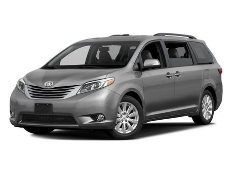 New Toyota Sienna in Irvine