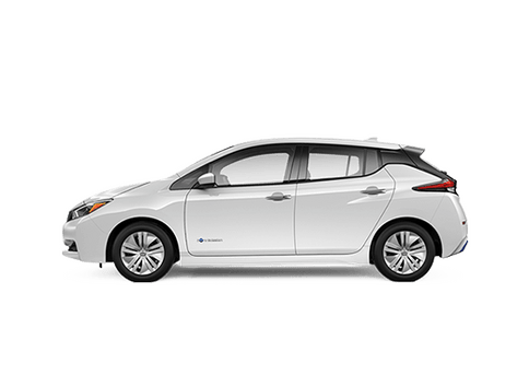 New Nissan Leaf in Topeka