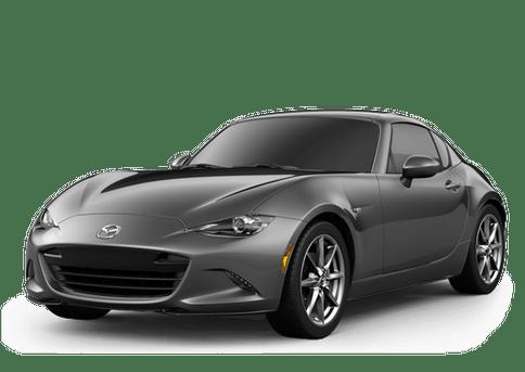 New Mazda MX-5 Miata RF in