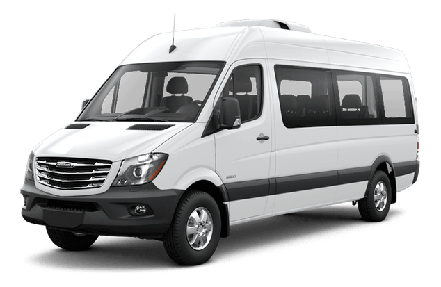 2018 Sprinter Passenger Van High-Roof w/ 170