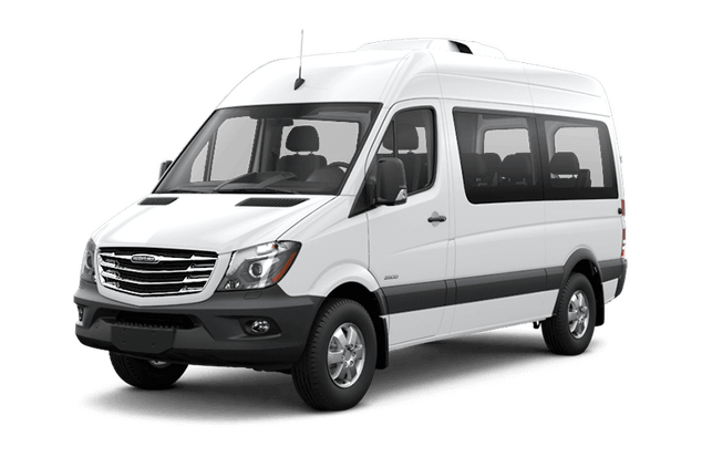 2018 Sprinter Passenger Van High Roof w/ 144