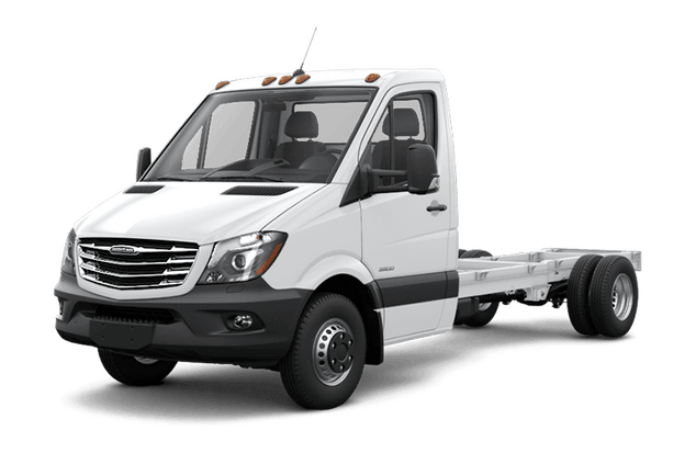 2018 Sprinter Cab Chassis Standard Roof w/ 170