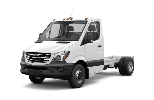 2018 Sprinter Cab Chassis Standard Roof w/ 144