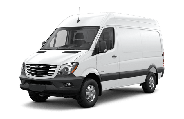 2018 Sprinter Cargo Van High Roof w/ 144