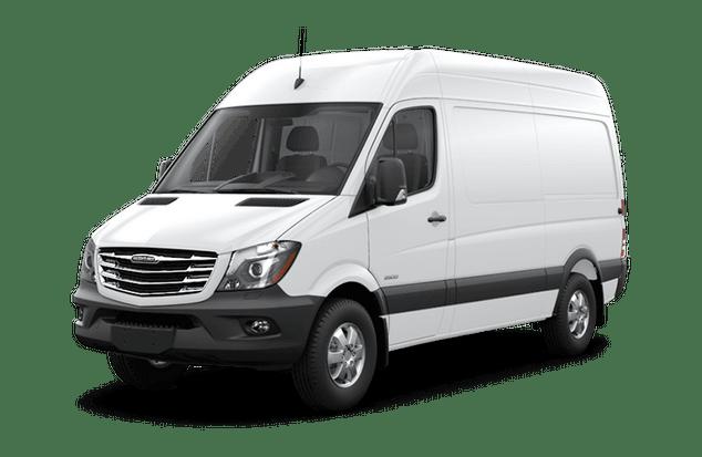2018 Sprinter Cargo Van High Roof w/ 144