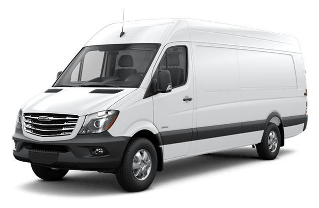 2018 Sprinter Cargo Van High-Roof Extended Cargo Area w/ 170