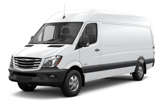 2018 Sprinter Cargo Van High-Roof w/ 170