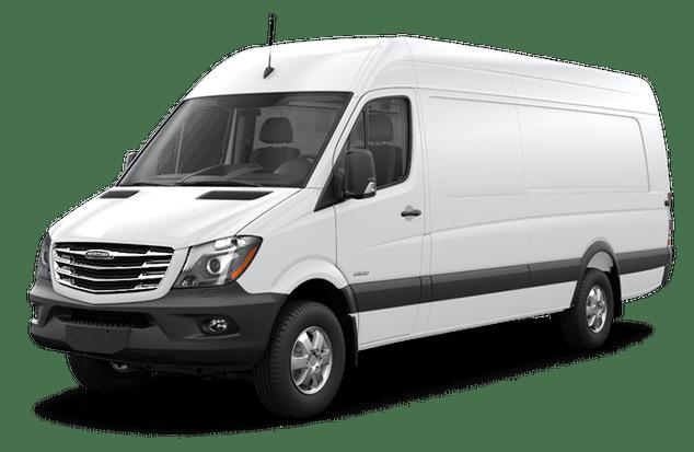 2018 Sprinter Cargo Van High-Roof Extended Cargo Area w/ 170