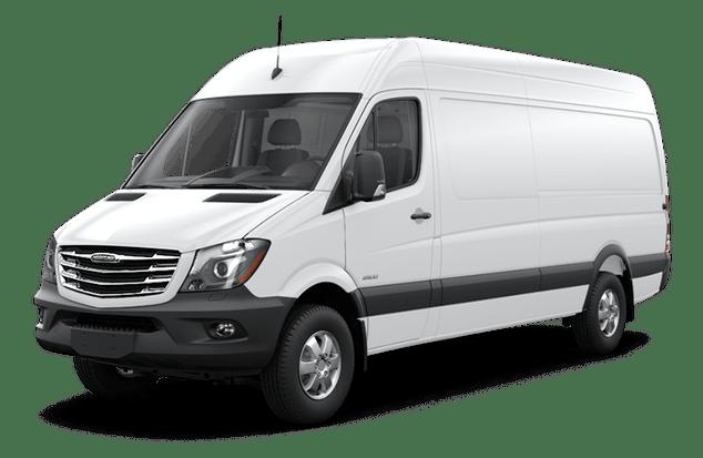 2018 Sprinter Cargo Van High-Roof w/ 170