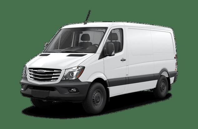 2018 Sprinter Cargo Van Standard Roof Worker w/ 144