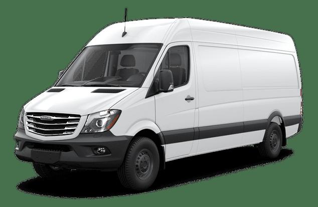 2018 Sprinter Cargo Van High-Roof Worker w/ 170