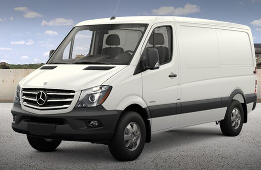 New Freightliner Sprinter Cargo Van in Queens