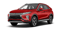New Mitsubishi Eclipse Cross at Brooklyn