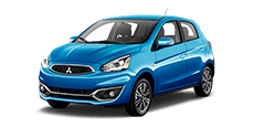 New Mitsubishi Mirage in Brooklyn