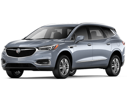 New Buick Enclave in Paris