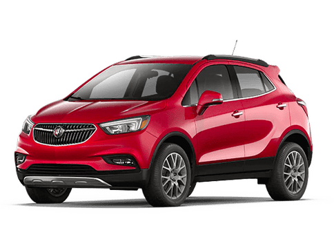 New Buick Encore in Paris