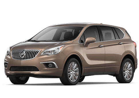New Buick Envision in Paris