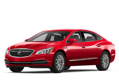 New Buick LaCrosse in Paris