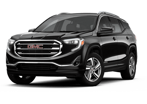 New GMC Terrain in Monticello