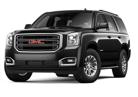 New GMC Yukon in Paris