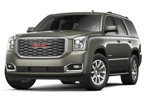 New GMC Yukon XL in Paris