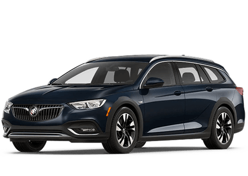 New Buick Regal TourX in Paris
