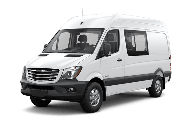 2018 Sprinter Crew Van High Roof w/ 144