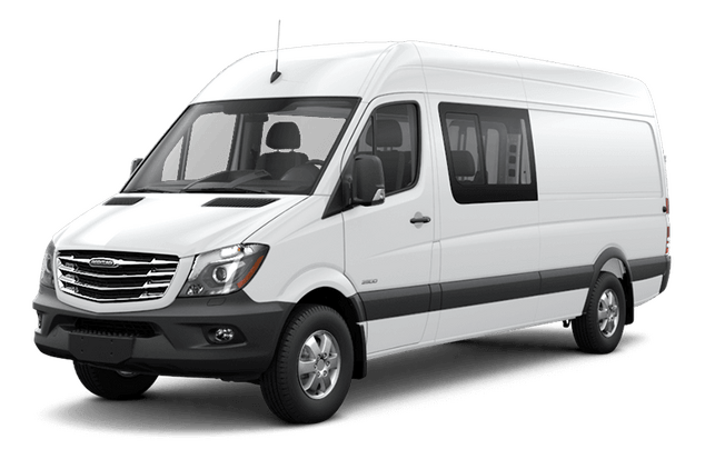 2018 Sprinter Crew Van High-Roof w/ 170