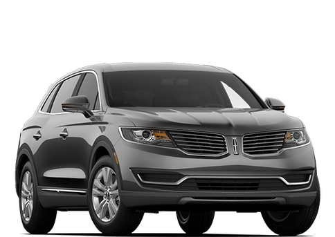 New Lincoln MKX in