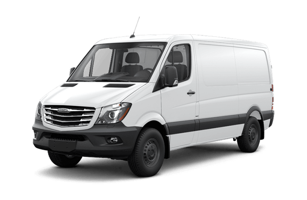 2018 Sprinter Worker Cargo Van Standard Roof Worker w/ 144