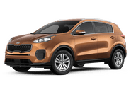 New Kia Sportage at Macon