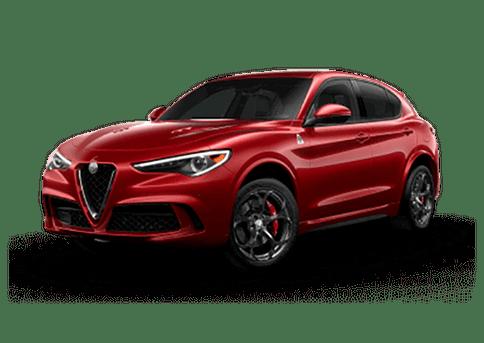 New Alfa Romeo Stelvio Quadrifoglio in