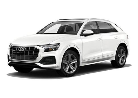 New Audi Q8 in Windsor