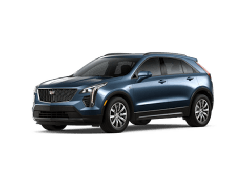 New Cadillac XT4 in Glasgow