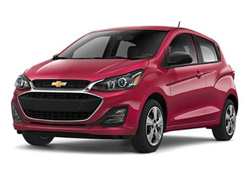 New Chevrolet Spark in Paris