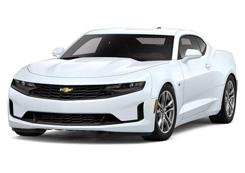 New Chevrolet Camaro in