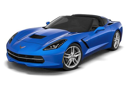 New Chevrolet Corvette in Raleigh