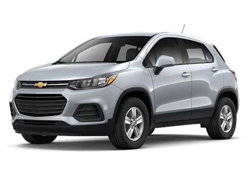 New Chevrolet Trax in Glasgow