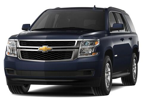 New Chevrolet Tahoe in Alexandria