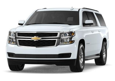 New Chevrolet Suburban in Raleigh