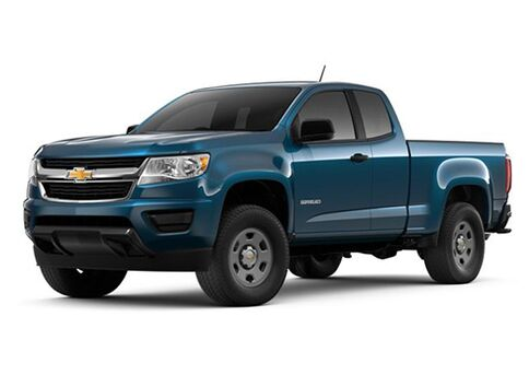 New Chevrolet Colorado in
