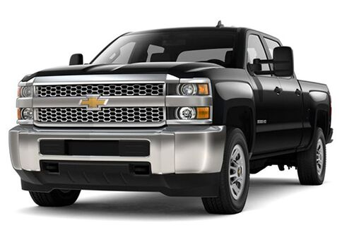 New Chevrolet Silverado 3500HD in